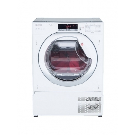 Hoover 7kg Integrated Condenser Tumble Dryer - White
