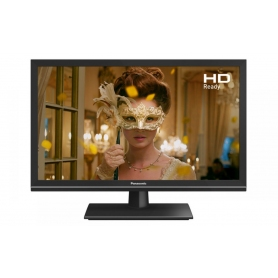 "Panasonic 24"" Smart HD Ready LED TV - Black"