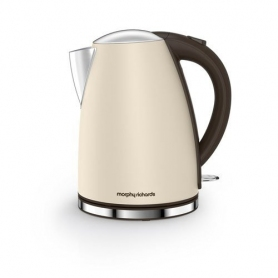 Morphy Richards Accents Kettle - Cream