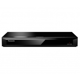 Panasonic Smart 4K Blu-Ray & DVD Player - Black