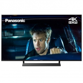 "Panasonic 50"" Smart 4K Premium UHD with HDR10+, Dolby Vision and HCX Picture Processor"