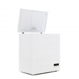 Lec Chest Freezer, 73cm Wide - White