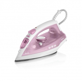 Swan Stainless Steel Soleplate Steam Iron, 1800W
