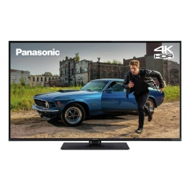 "Panasonic 43"" Smart 4K LED TV - Black"