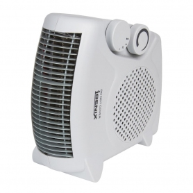 Igenix Portable Electric Fan Heater - White