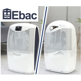 Full range of EBAC Dehumidifiers available, call us for more information!