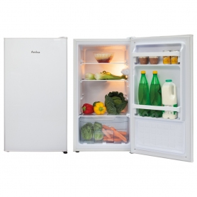 Amica 45cm Undercounter Fridge - White