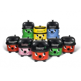 Numatic Henry Vacuum Range - Various Colours & Models Available