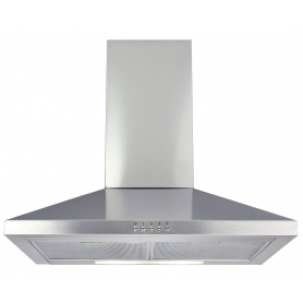 Matrix Standard 60cm Chimney Cooker Hood - Stainless Steel