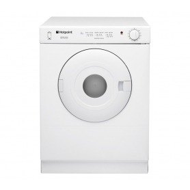 Hotpoint Compact 4kg Vented Dryer