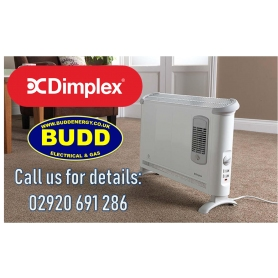 Full range of Dimplex Heaters available, call us for more information!