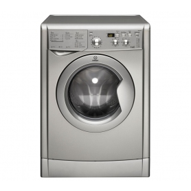 Indesit Ecotime 7kg/5kg Washer Dryer - Silver