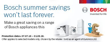 bosch/neff summer sale